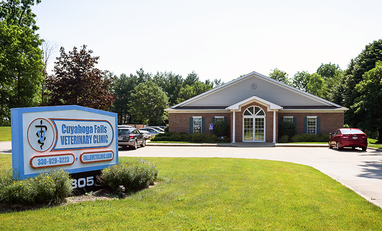 Cuyahoga Falls Veterinary Clinic - Dr. Ryan Gates - Exterior 2